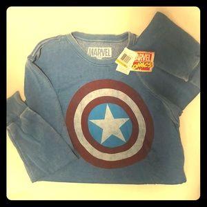 Marvel Captain America Sweatshirt